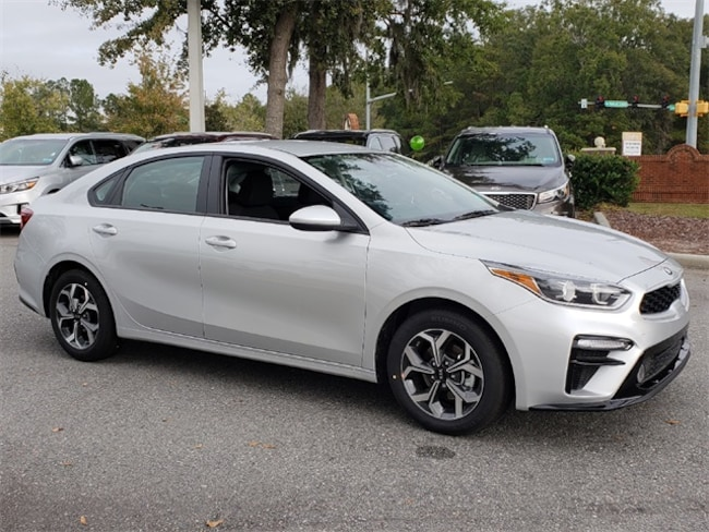 New 2019 Kia Forte LXS Sedan for sale in Savannah GA