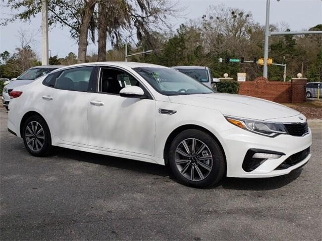 New 2019 Kia Optima EX Sedan for sale in Savannah GA