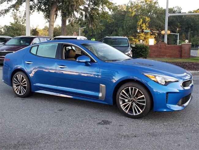 New 2019 Kia Stinger Sedan for sale in Savannah GA
