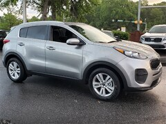 New 2019 Kia Sportage LX SUV in Savannah, GA