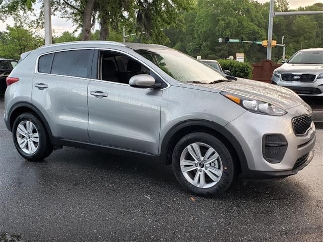New 2019 Kia Sportage LX SUV for sale in Savannah GA