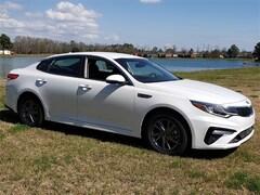 New 2019 Kia Optima LX Sedan in Savannah, GA