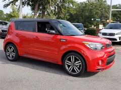 New 2019 Kia Soul + Hatchback in Savannah, GA