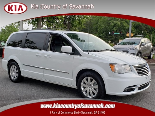 2016 Chrysler Town Country Touring Van Lwb Passenger Van