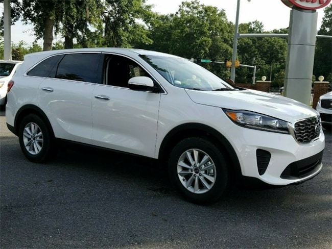New 2019 Kia Sorento 2.4L LX SUV for sale in Savannah GA
