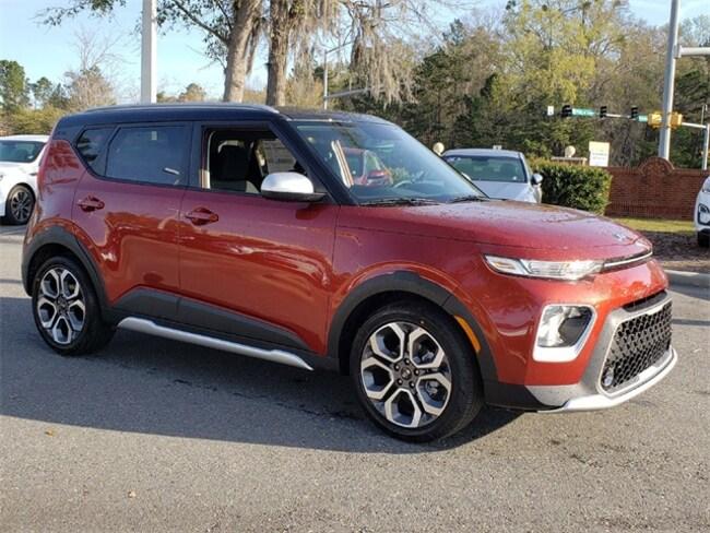New 2020 Kia Soul X-Line Hatchback for sale in Savannah GA