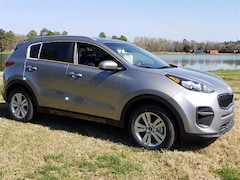 New 2019 Kia Sportage LX SUV in Savannah, GA