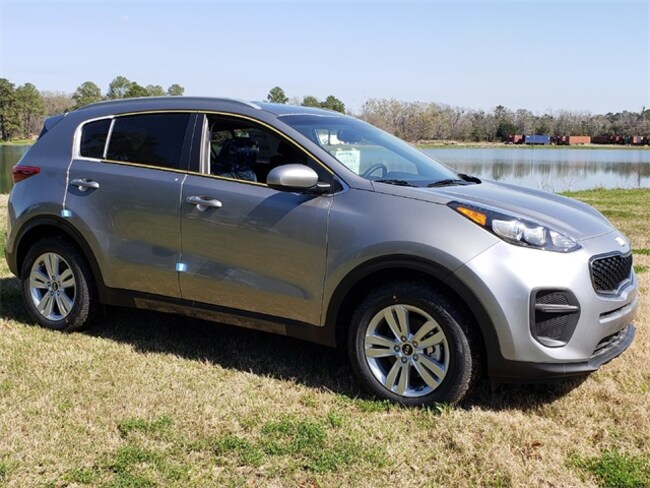 New 2019 Kia Sportage LX SUV for sale in Savannah GA