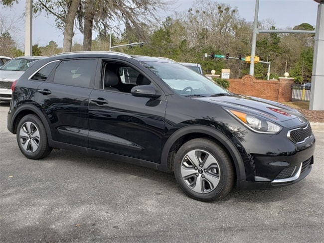 New 2019 Kia Niro LX SUV for sale in Savannah GA