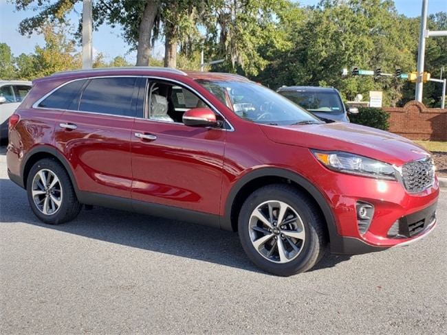New 2019 Kia Sorento 3.3L EX SUV for sale in Savannah GA