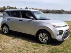 New 2020 Kia Soul LX Hatchback in Savannah, GA