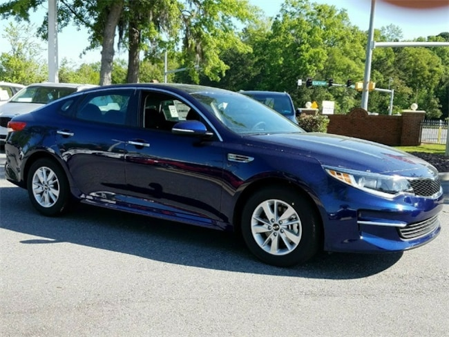 New 2018 Kia Optima LX Sedan for sale in Savannah GA