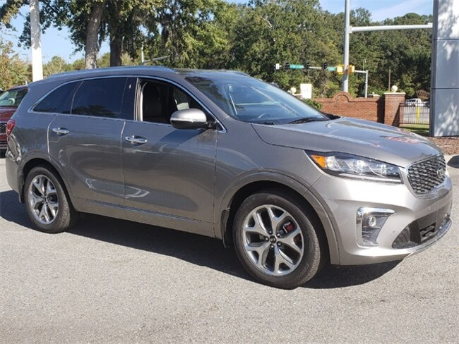New 2019 Kia Sorento 3.3L SX SUV for sale in Savannah GA