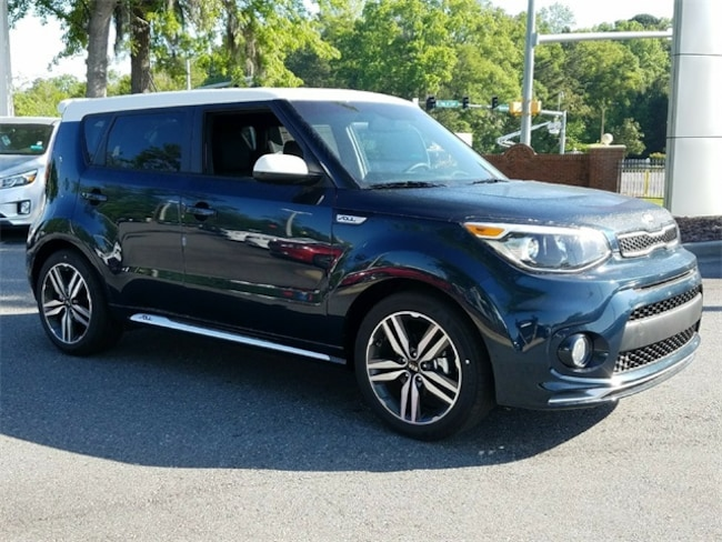 New 2018 Kia Soul + Hatchback for sale in Savannah GA