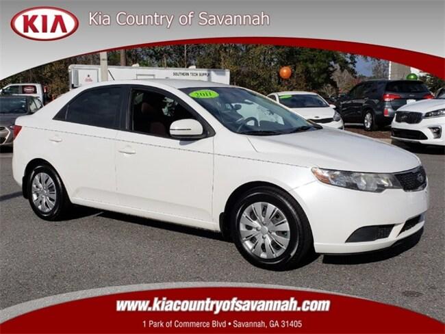 2011 Kia Forte EX Sedan Savannah GA