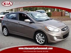 2013 Hyundai Accent SE Hatchback