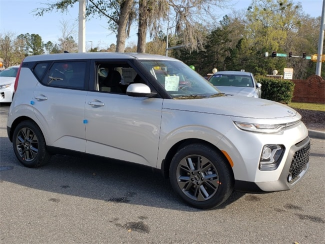 New 2020 Kia Soul EX Hatchback for sale in Savannah GA