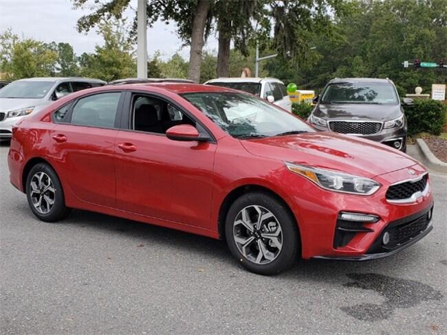 New 2019 Kia Forte LXS Sedan for sale in Savannah GA