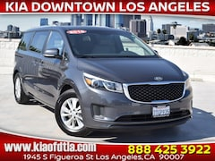 2016 Kia Sedona LX FWD Van for sale near you in Los Angeles, CA