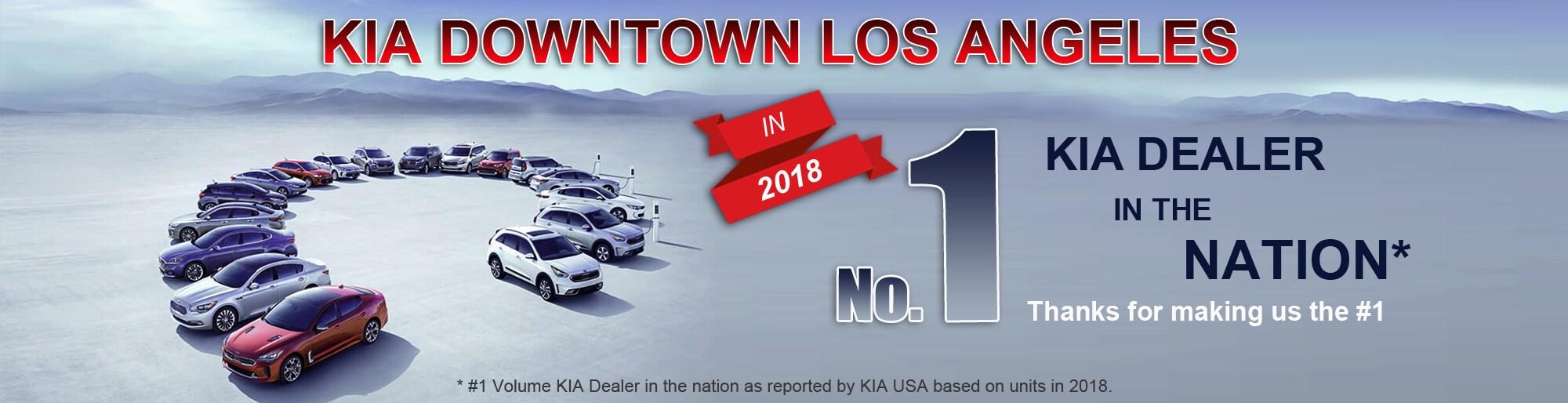 Kia Downtown Los Angeles New Used Kia Dealer Los Angeles Ca
