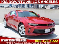 Used 2017 Chevrolet Camaro 1LT Coupe for sale near you in Los Angeles