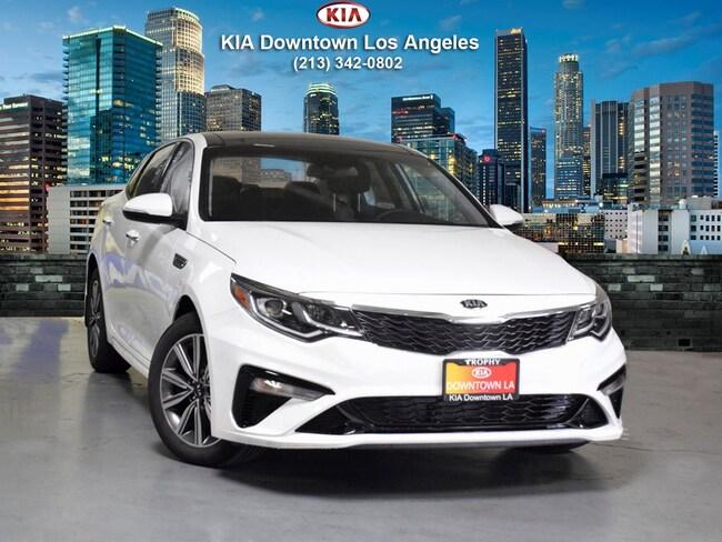 Kia Optima Lease >> New 2019 Kia Optima For Sale Lease In Los Angeles Ca Vin
