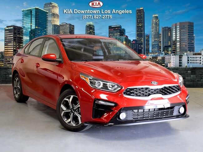 New 2019 Kia Forte LXS Sedan For Sale/Lease Los Angeles, CA