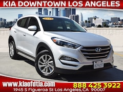 Used 2018 Hyundai Tucson SEL SUV for sale near you in Los Angeles