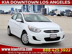 Used 2017 Hyundai Accent SE Sedan for sale near you in Los Angeles