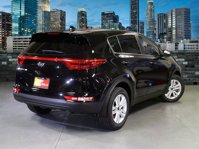 New 2019 Kia Sportage For Sale/Lease in Los Angeles, CA | VIN#  KNDPM3AC3K7619117