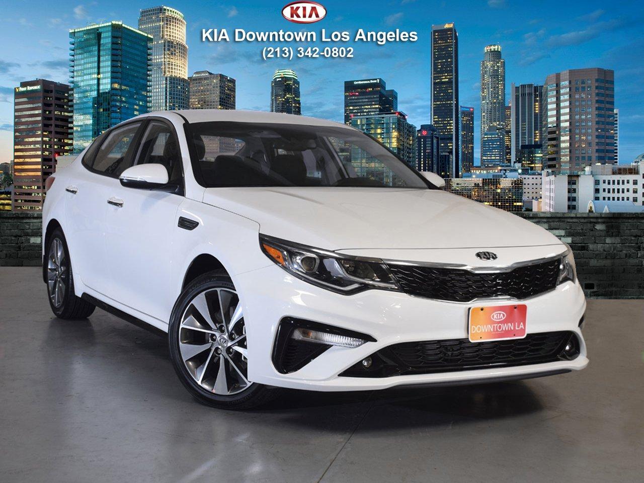 Featured New 2019 Kia Optima S Sedan for sale near you in Los Angeles