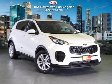 Featured New 2019 Kia Sportage LX SUV for sale near you in Los Angeles