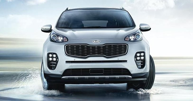 New 2019 Sportage Kia Fort Walton Beach