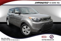 Used 2016 Kia Soul Base FWD Hatchback for Sale near Pensacola, FL, at Kia Fort Walton Beach