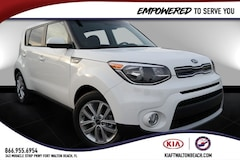 New 2019 Kia Soul + Hatchback for Sale in Fort Walton Beach at Kia Fort Walton Beach