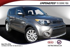 New 2019 Kia Soul + Hatchback for Sale in Fort Walton Beach at Kia Fort Walton Beach