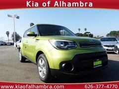 New 2018 Kia Soul Base Hatchback in Alhambra, CA