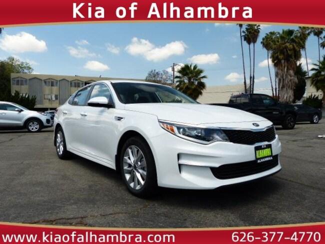 New 2018 Kia Optima LX Sedan in Alhambra CA