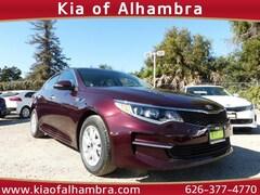 New 2018 Kia Optima LX Sedan in Alhambra, CA
