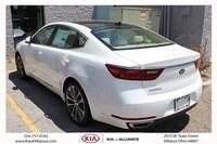 2018 Kia Cadenza Sedan
