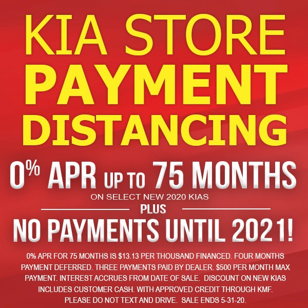 Kia Deferred Payment Offer Anniston AL