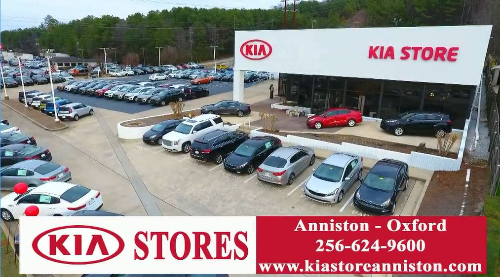 Kia Dealer Near Weaver AL