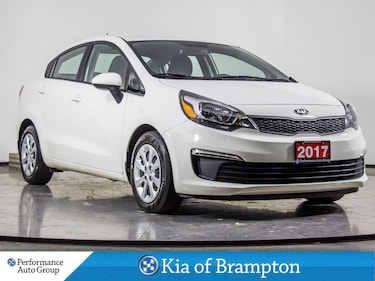 2017 Kia Rio LX+. CLEAR-OUT! HTD SEATS. BLUETOOTH. WINTER TIRES Sedan