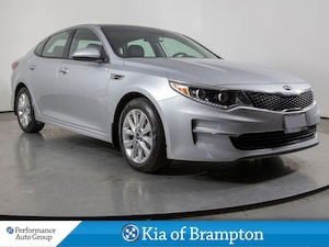 2018 Kia Optima EX. NAVI. CAMERA. PANO ROOF. DEMO UNIT
