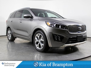 2018 Kia Sorento SX. PANO ROOF. HTD/COOL SEATS. NAVI. DEMO UNIT