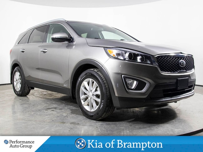 2016 Kia Sorento 2.4L LX. AWD. HTD SEATS. BLUETOOTH. ALLOYS SUV