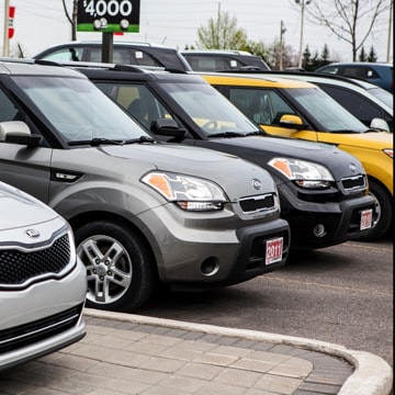 Largest New and Pre-Owned Kia Inventory