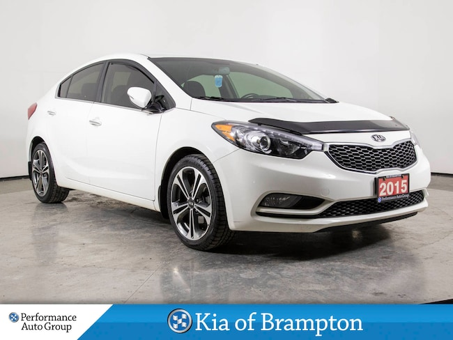 2015 Kia Forte EX FREE WINTERS/RIMS REVERSE CAMERA BLOW-OUT!! Sedan