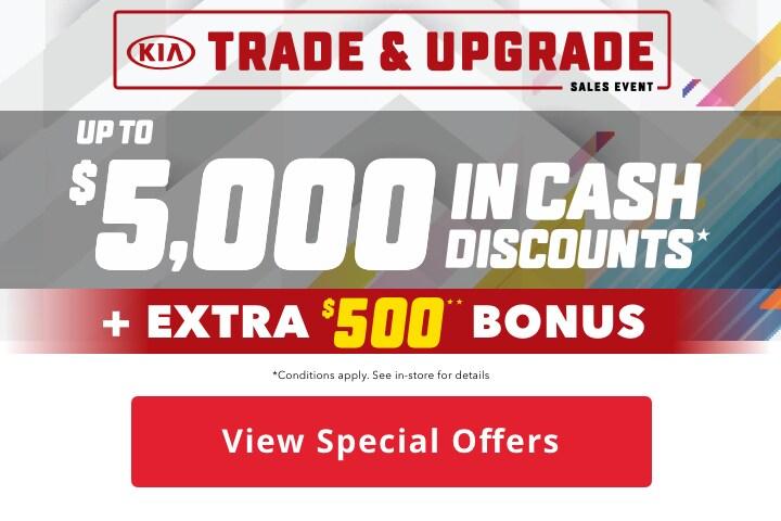 Kia of Brampton | Ontario's top volume Kia Dealer