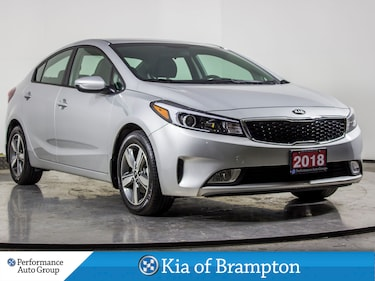 2018 Kia Forte LX+. HTD SEATS. CAMERA. BLUETOOTH. ALLOYS Sedan